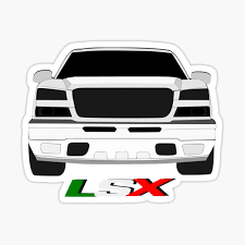 Lsx Stickers Redbubble