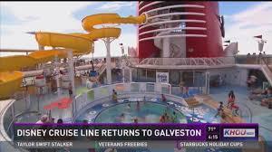 disney cruise out of galveston