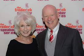 Diane Rehm with Kight Kiplinger_1 - Ausherman Family Foundation