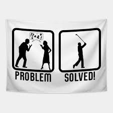 golfer gifts i golfing funny golf shirt