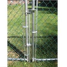 Gate Drop Rod Pin Latch For Chain Link Fence Part 14 36 Inches Aleko