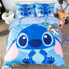 disney home stitch bedding queen size