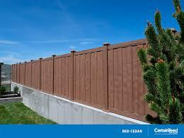 Ashland Fence Certainteed