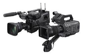 Shoulder Mounted Handheld Camcorders Sony Pro