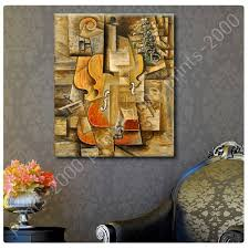 Violin And Grapes By Pablo Picasso Poster Or Wall Sticker Decal Wall Art Ebay