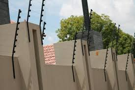 Electric Fencing For Residential Homes In South Africa Securitypro