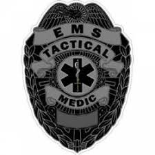 Tactical Medic Stickers Decals Bumper Stickers