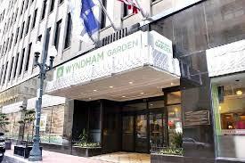 wyndham garden hotel baronne plaza new