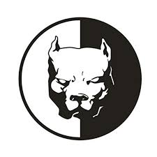 Exterior Accessories Pitbull Mom Car Decal Pit