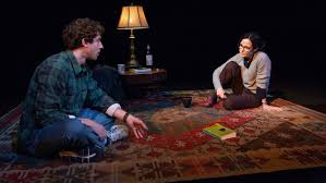 Adam Rapp's The Sound Inside Opens on Broadway — RCI Theatricals
