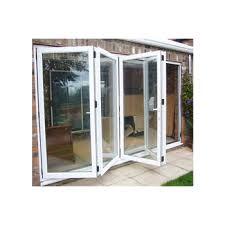 door frame and aluminium bifold door