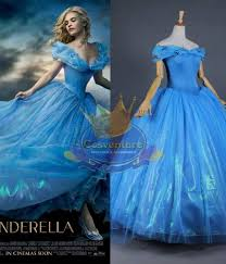 cinderella dress long back cosventure