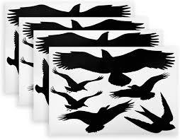 Bird Blinder Blackbird Window Stickers 24 Pack Anti Strike Window Decals To Alert And Prevent Bird Strikes In 2020 Window Stickers Vinyl Decal Stickers Vinyl Decals