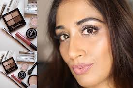 autumn makeup tutorial ft fleur de