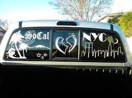 Show Us Your Rear Window Stickers Tacoma World