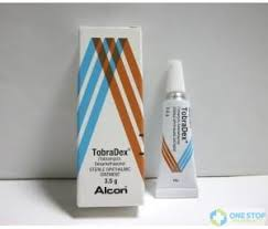 tobradex eye oint 3 5g