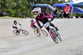 Abby Stevens keeps her eyes on the track ahead.Photo Catrina ... | Buy  Photos Online | Sunshine Coast Daily