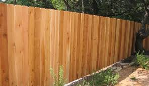 6 Foot Cedar Privacy With 5 5 Inch Number 2 Pickets Wood Privacy Fence Fence Design Modern Garden Landscaping