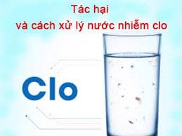 Tác hại của nước nhiễm clo và cách xử lý tình trạng nước nhiễm clo – SWD  Purify your life