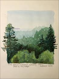 2014 Online Workshops - Student Artwork - Strathmore Artist Papers |  Watercolor sketch, Art, Watercolor sketching and journaling