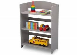 Legare Kids Bookcase 3 Tier Bookshelf Red And Black For Sale Online Ebay