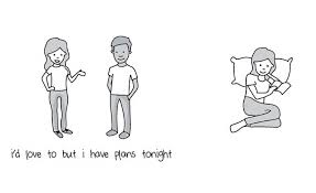 Introverted Minds Explained In 6 Illustrations   DeMilked