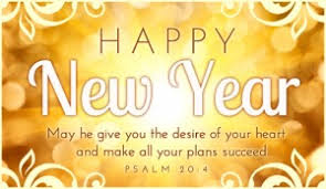 christian new year greetings images clipart in
