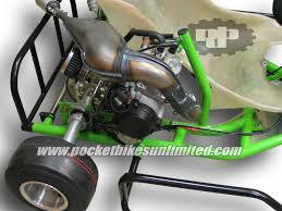 boxer racing cart