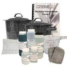 electroplating kits aluminum anodizing