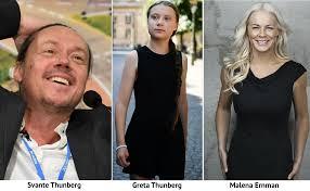 Hemligheten till Thunberg-familjens framgång. Familjens chef delade  hemligheten.