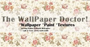 home of the wallpaper doctor