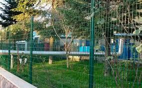 Welded Plastic Coated Fence Kosedag Mesh Wire Fence
