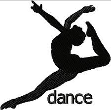 free dance silhouette images