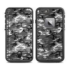 Lifeproof Iphone 6 Plus Fre Case Skin Urban Camo By Camo Decalgirl