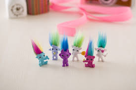 gift small size 4cm trolls