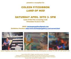 Coleen Fitzgibbon at Dorian Grey Gallery   Colab Inc