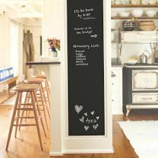 Amazon Com Chalkboard Wall Sticker Vinyl Removable Chalkboard Wallpaper Decal Reusable Blackboard Wallpaper With Chalks For Kids Office School Home 45cmx100cm Baby