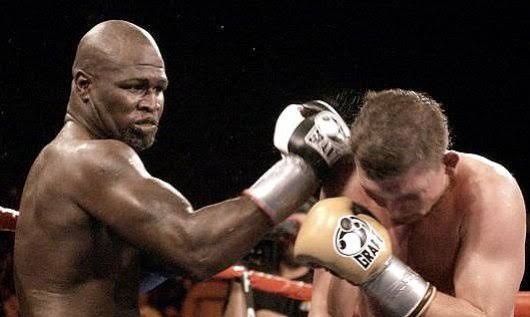 Image result for James Toney is Calling Out The Klitschkos, Uses Another Name For Cat""