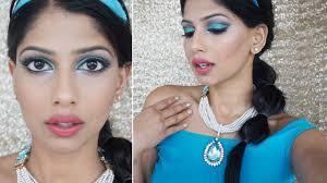 princess jasmine makeup tutorial and