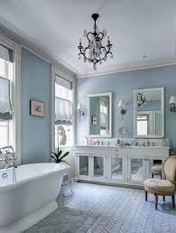 35 blue gray bathroom tile ideas and