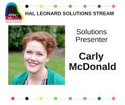 Meet Solutions Presenter Carly McDonald!... - The Piano Teacher Hub  Australia | Facebook