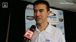RACER: Billy Johnson on Ford GT WEC Opportunity - YouTube