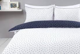 mini polka dots bedding set offer