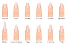 5 best nail shape for chubby or fat