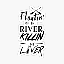 Rivers Stickers Redbubble