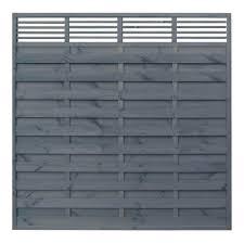 Sorrento Modern Wooden Garden Fence Panel Buy Sorrento Modern Wooden Garden Fence Panel Online Garden Gates Direct