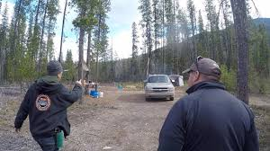 Grizzly Country Electric Fence Camping Bear Expert Shows Up Youtube