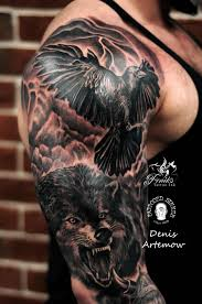 Najnowsze Prace Denis Artyomov Feniks Tattoo Ink Studio Tatuazu