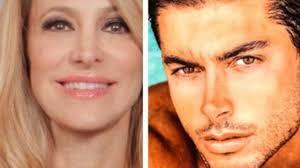 Grande Fratello Vip: Adriana Volpe tocca il sedere a Andrea Denver ...