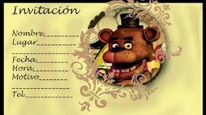Ideas Decoracion Y Manualidades Para Fiestas Five Nights At